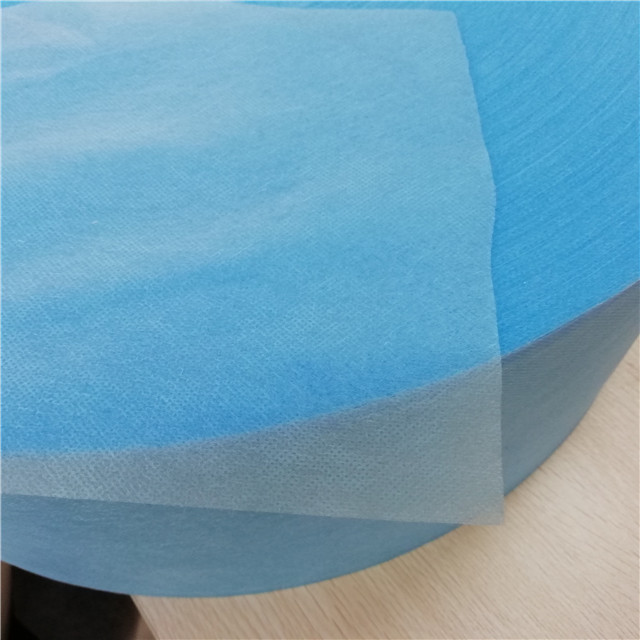 Hydrophobic Fabric Waterproof Nonwoven Fabric Good Quality Non-woven Fabric Roll