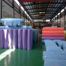 Eco friendly popular pp spunbond nonwoven roll fabric manufacturer