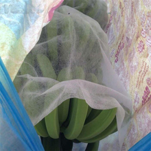 Non Woven Banana Bag PP Nonwoven Agriculture Fruit Bag Nonwoven Fabric Roll