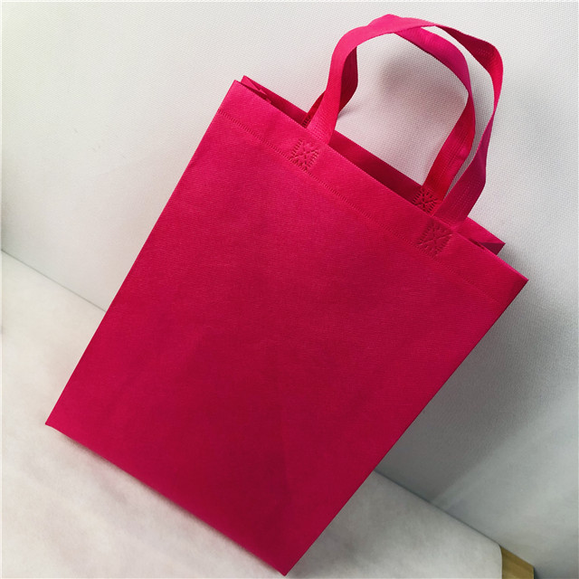 Polypropylene Spunbond Non Woven Farbic Manufacturer Shopping Handle Bag