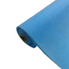 Perforated nonwoven medical bedsheet use 100%pp spunbonded non woven fabric