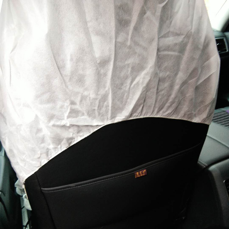 PP Nonwoven Cloth Materail,pp Nonwoven Seat Cover for Car/airplane