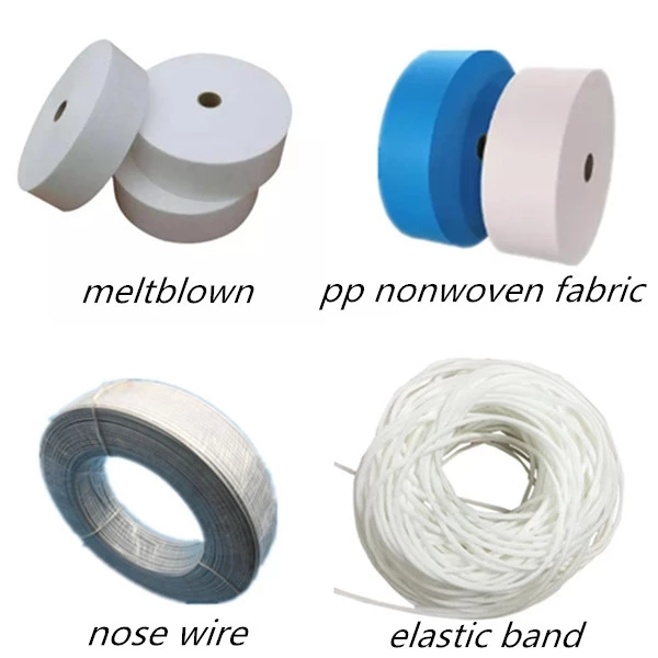 Nylon Spandex Disposable for Material of Round Earloop