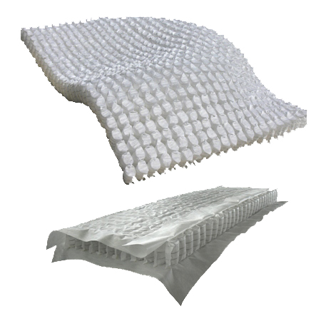 100%pp High Quality Spring Breathable pocket nonwoven fabric roll