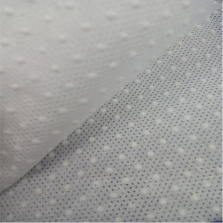 wholesale Anti-slip Pp With Pvc Dot nonwoven fabric