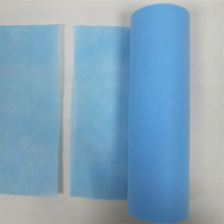 25g 175mm/195mm 100%Polypropylen Spunbonded Non-woven Fabric Supplier for Face Mask
