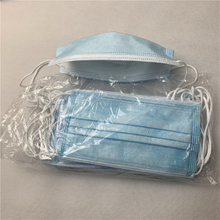 Disposable 3ply nonwoven face mask non woven fabric for mask