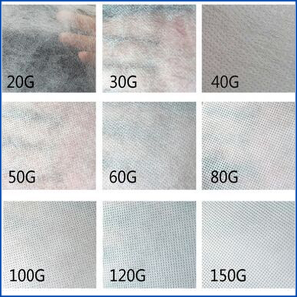 Medical Nonwoven Fabric 100% Pp Nonwoven for S,SS,SMS Spunbonded Non-woven Fabric