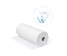 Single S Nonwoven fabric Hydrophilic fabric for diaper sanitary napkin spunbond nonwoven fabric with cheap price