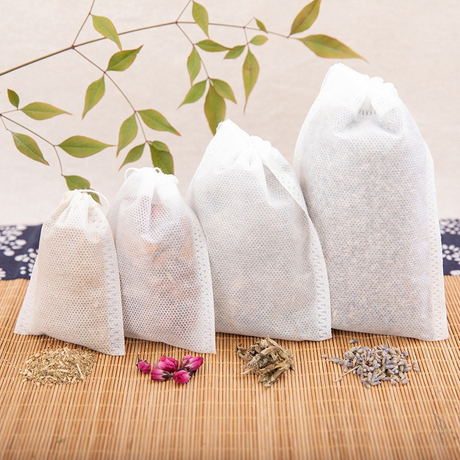 PP nonwoven cloth materail,non-woven inner bags for Hand-made sachets