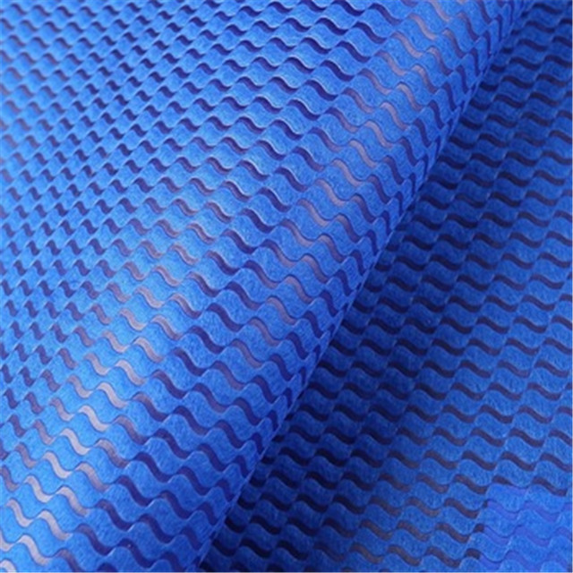 Spunbond Pp Waterproof Nonwoven Table Cloth Fabric Colorful Nonwoven Fabric