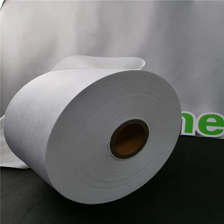 100% pp Factory directly sell 30 gsm BFE99 Filter Meltblown nonwoven fabric